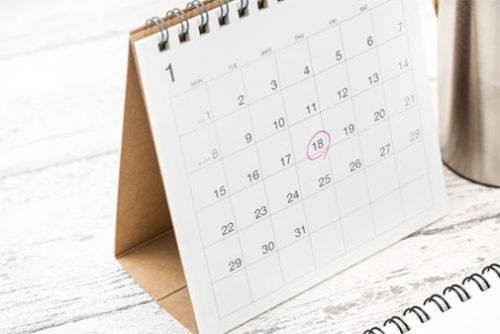 有給日数の基本