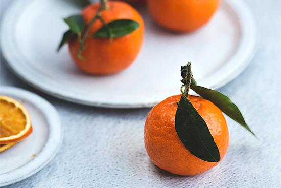 橙は英語でビターオレンジ