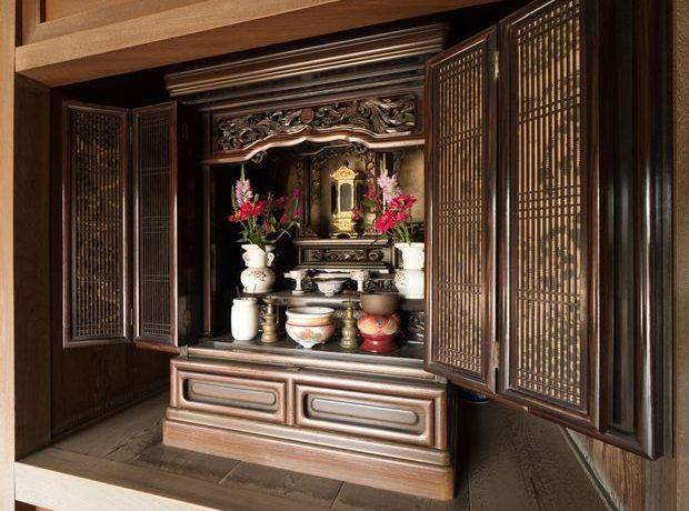 仏壇 位置