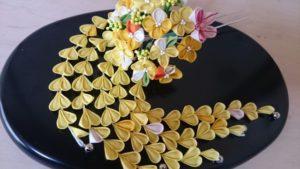 簪 菜の花
