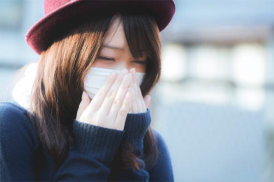 よもぎアレルギー
