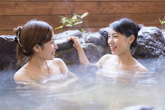 温泉での感染リスクはあるか