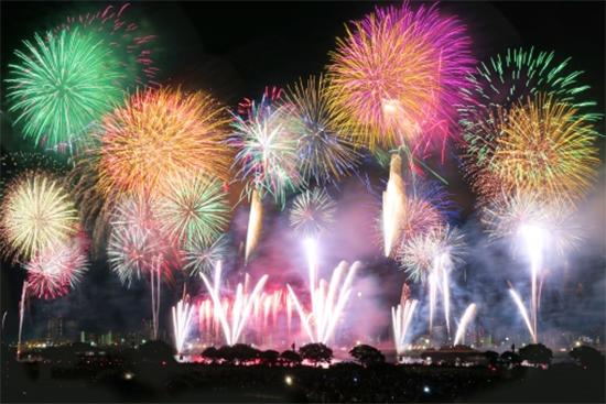 2020年開催予定の花火大会