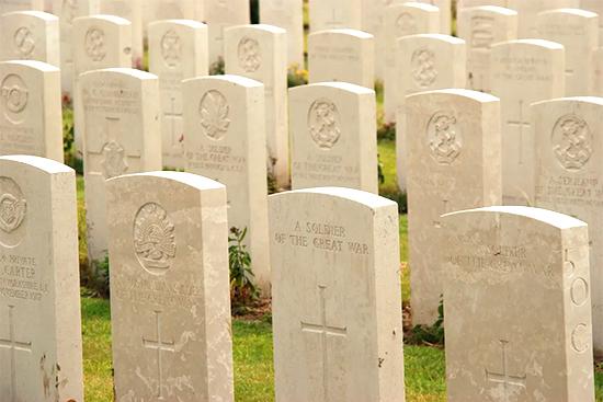 日本と海外の墓石の違い
