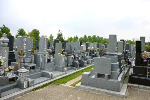 終活中のお墓選び