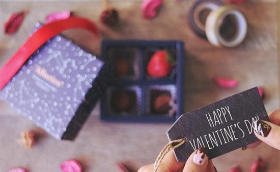 バレンタインはいつから?