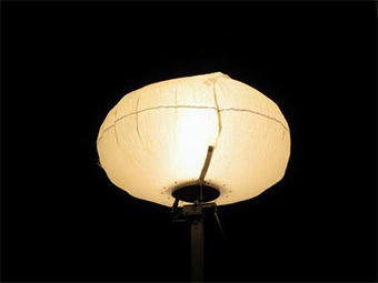 バルーン投光機
