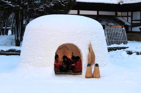 雪洞は暖かいのか
