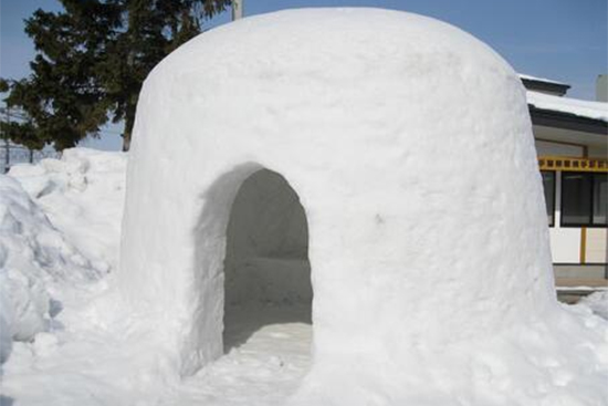 雪洞(かまくら)とは?