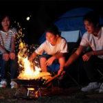 焚き火とキャンプはなぜ楽しい?