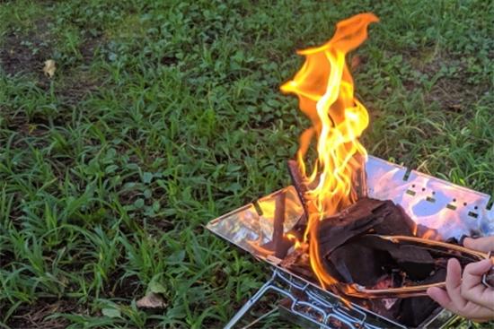 焚き火は合法的に楽しむのがベスト