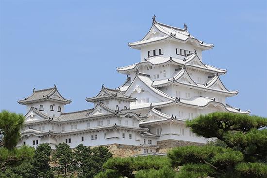 天守閣が現存する城の数