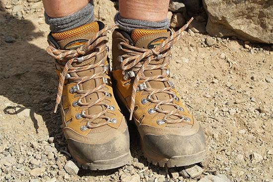 正しい靴の履き方と選び方