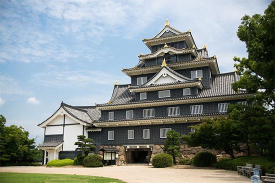 日本の城の種類