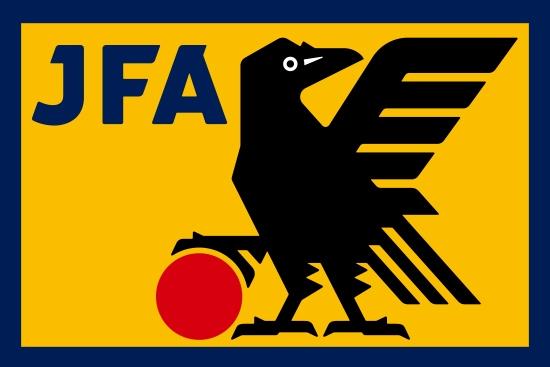 日本サッカー協会のシンボルマーク