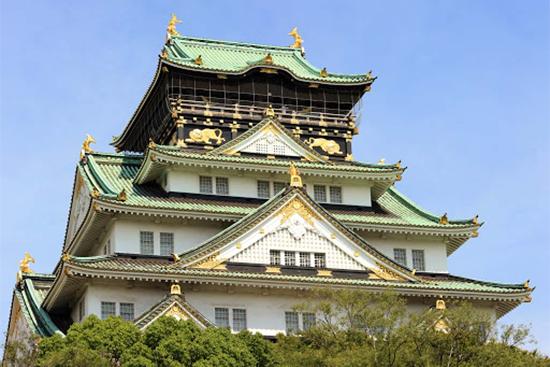 日本の城の数
