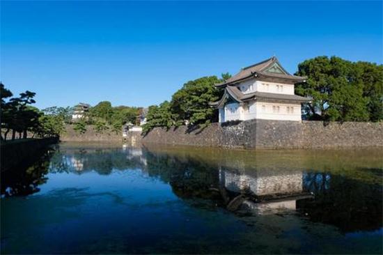 江戸城は唯一現役の城?!