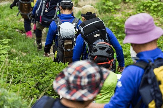 ハイキング・トレッキング・登山の違いは?