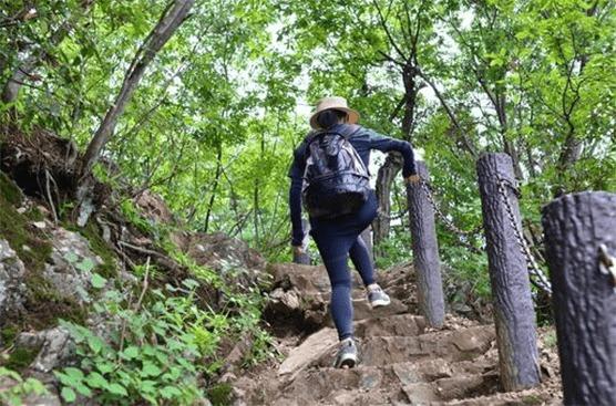 登山は自分の体力に見合った山と持ち物で