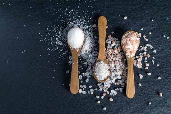 盛り塩に使う塩の種類