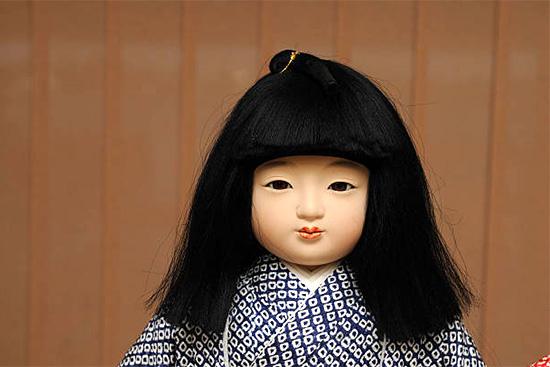 日本人形が怖い